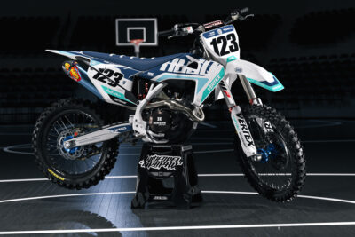 Husqvarna Atomic - Blue