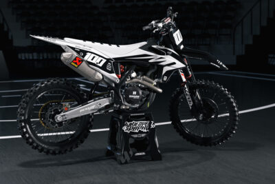 KTM Signature Black/White